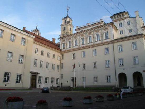 Picture no. 4. Vilnius University Library